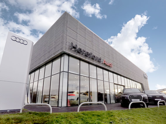 Hereford Audi Jobs Audi Careers Hereford Audi - Audi technician salary