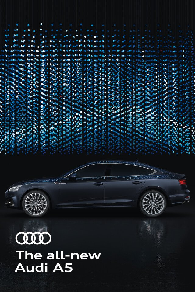 Audi A5 Now available Offer