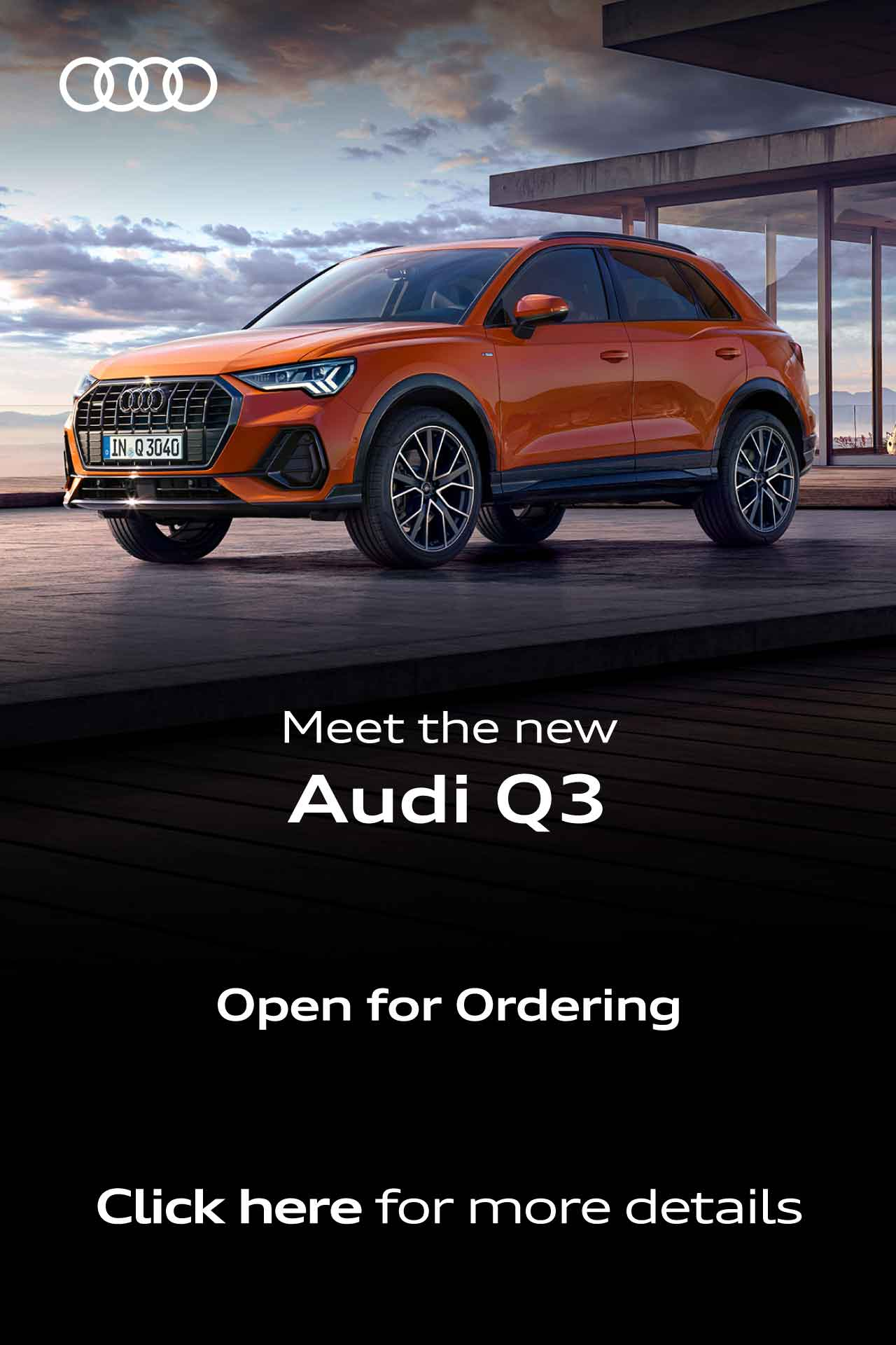 The New Audi Q3 BB