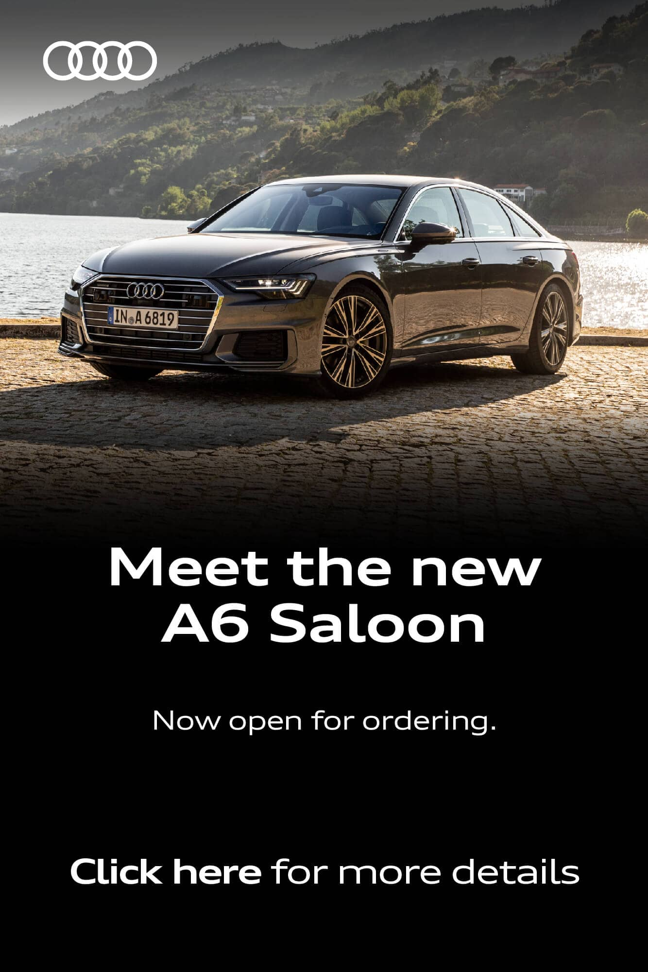 The New Audi A6 BB