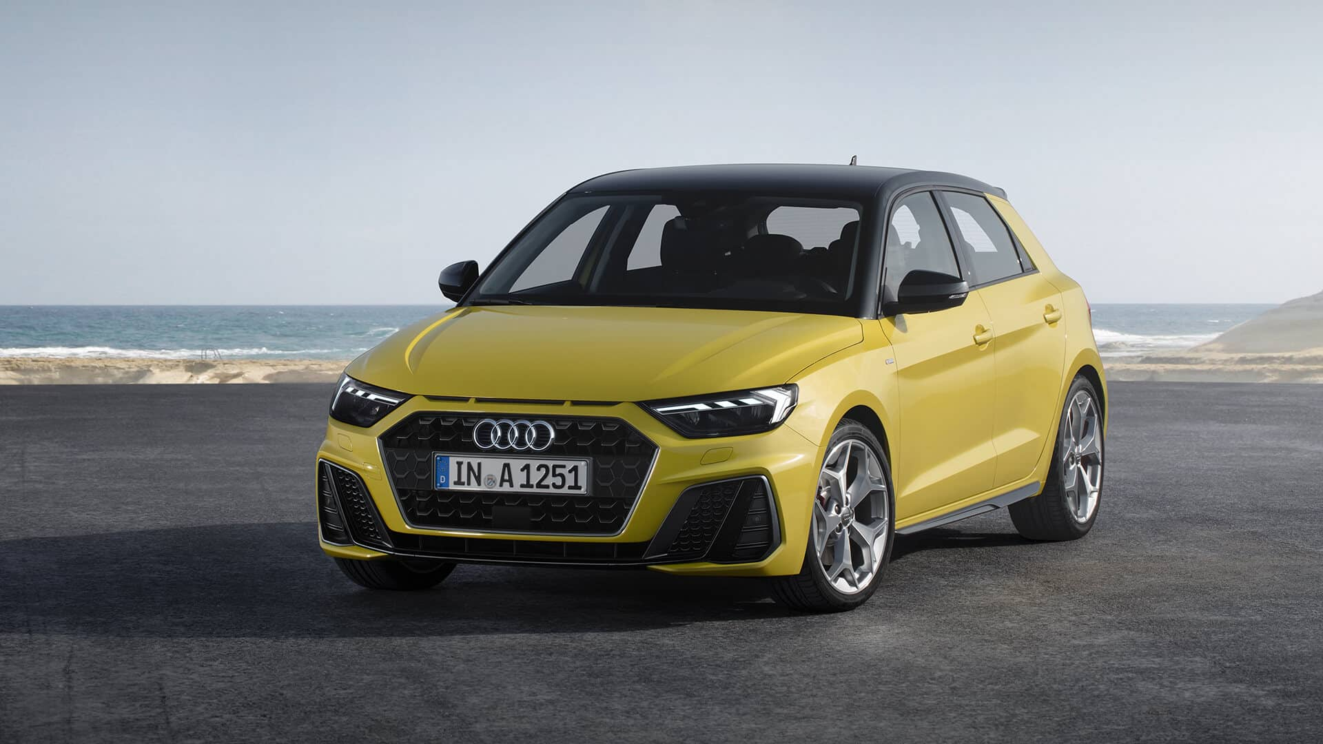 The New Audi A1-1