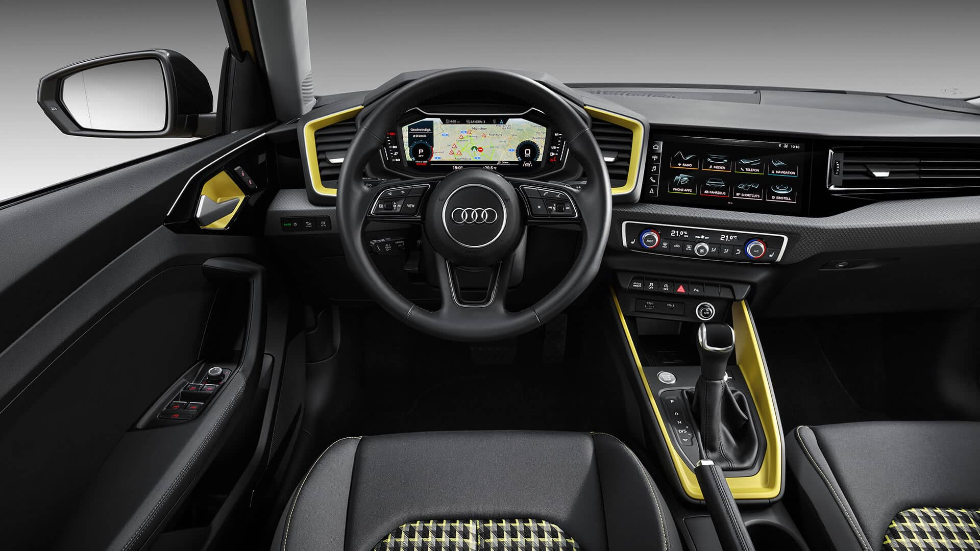 The New Audi A1-2