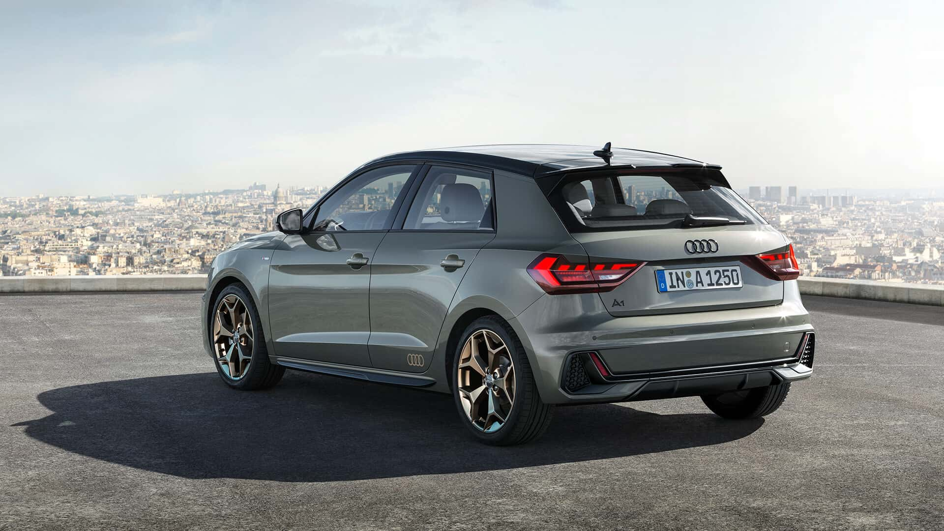 The New Audi A1-3