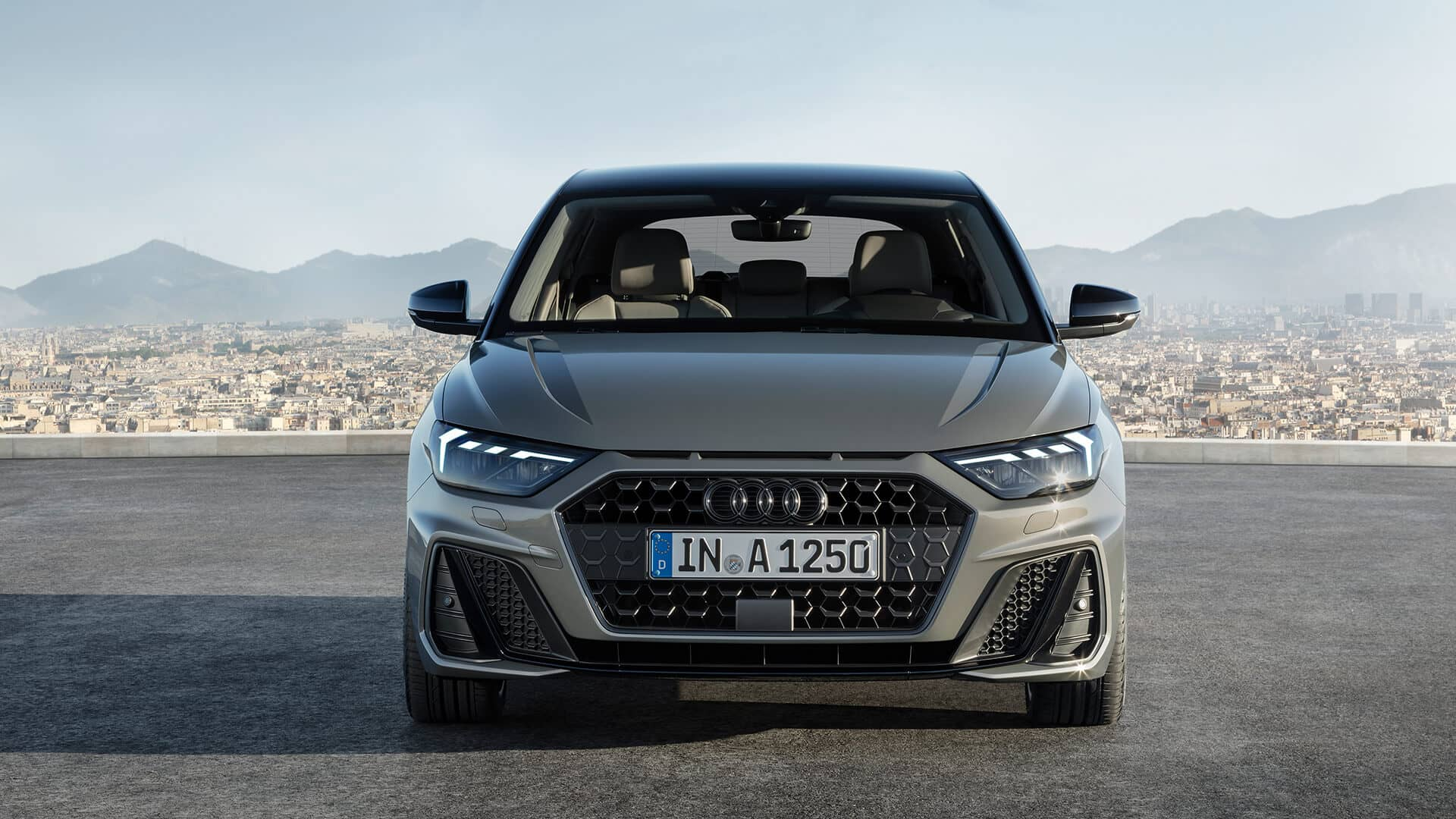 The New Audi A1-5