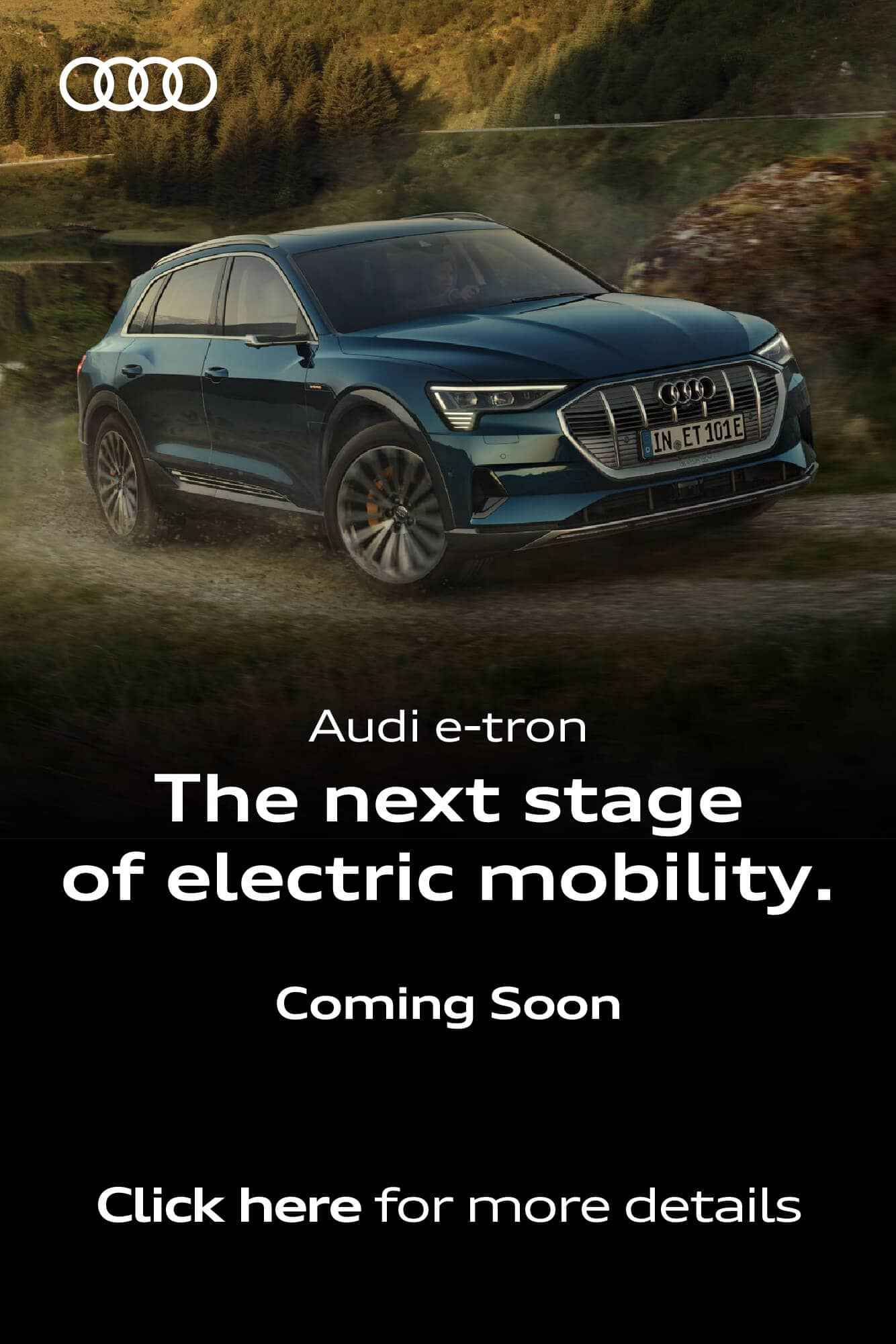 The New Audi e-tron BB