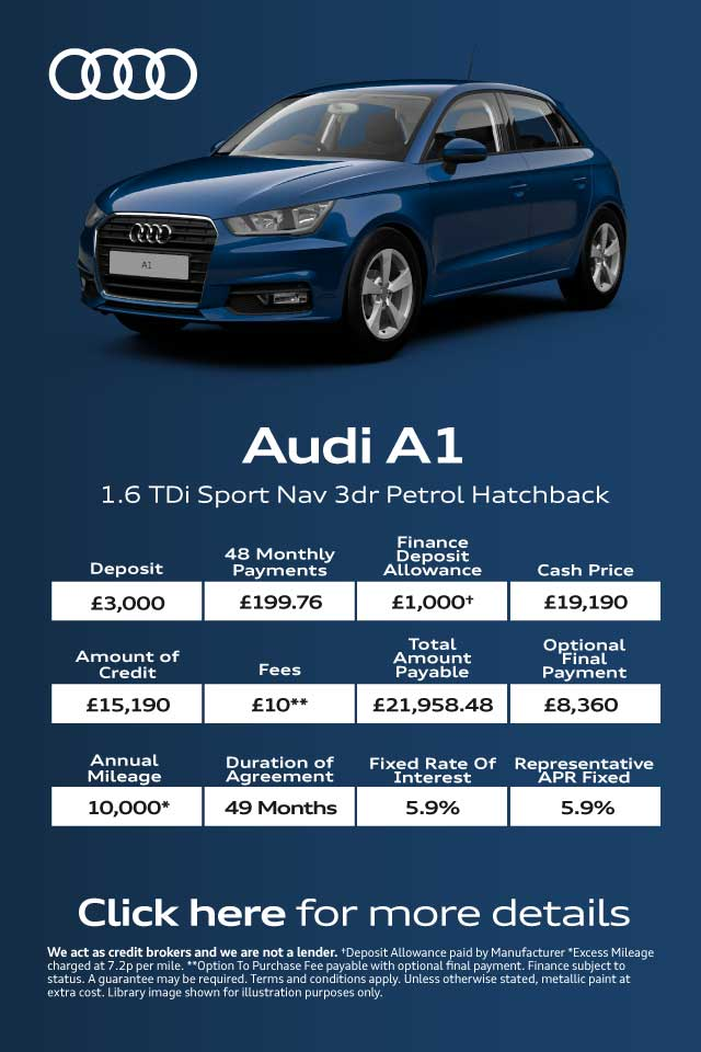 Hereford Audi Audi Cars For Sale New And Used Cars - Audi used car