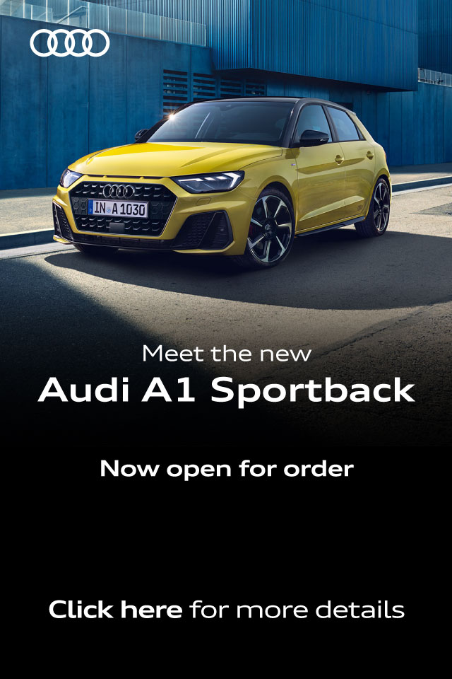 The New Audi A1 Open for Order BB