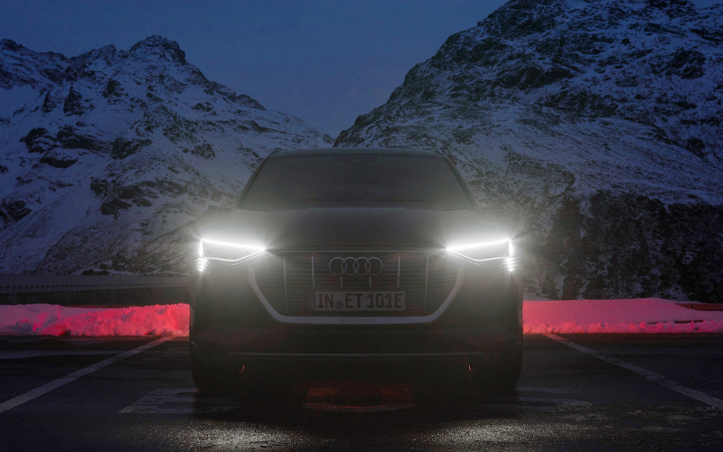 Your Guide To The New Audi E-Tron