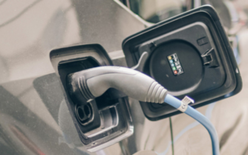 Electric Vehicle Charging Points Will Be Wireless