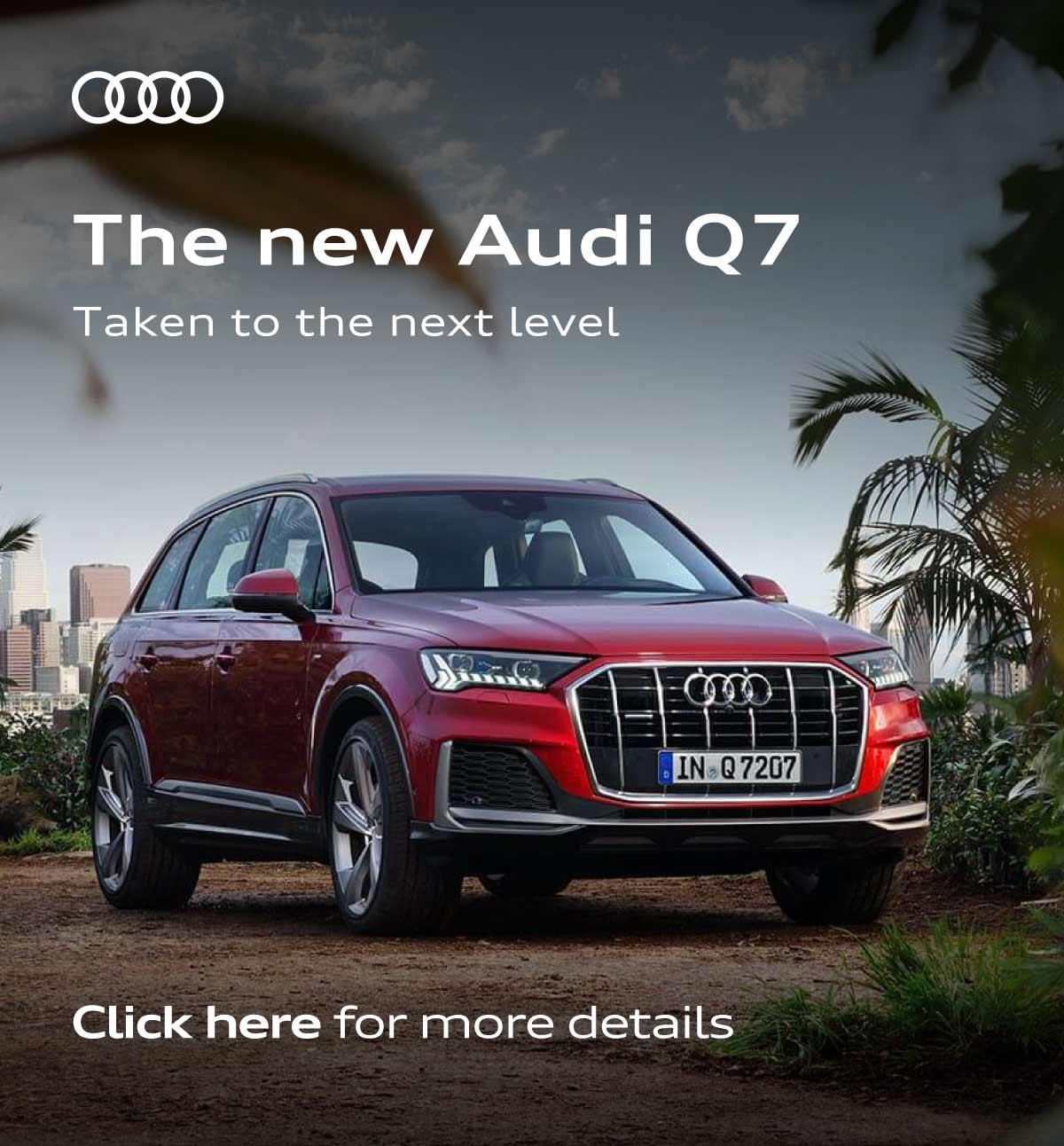 New Audi Q11 for Sale | Best New Audi Q11 Deals | Hereford Audi | audi new car deals