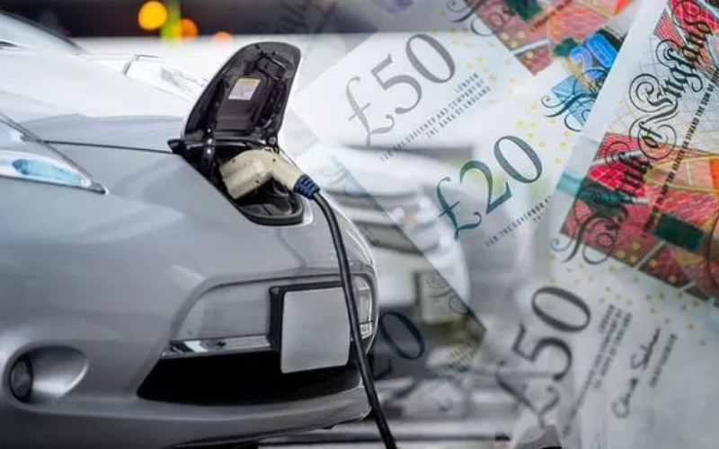 �41,000 Could Be Saved By Switching To An Electric Vehicle