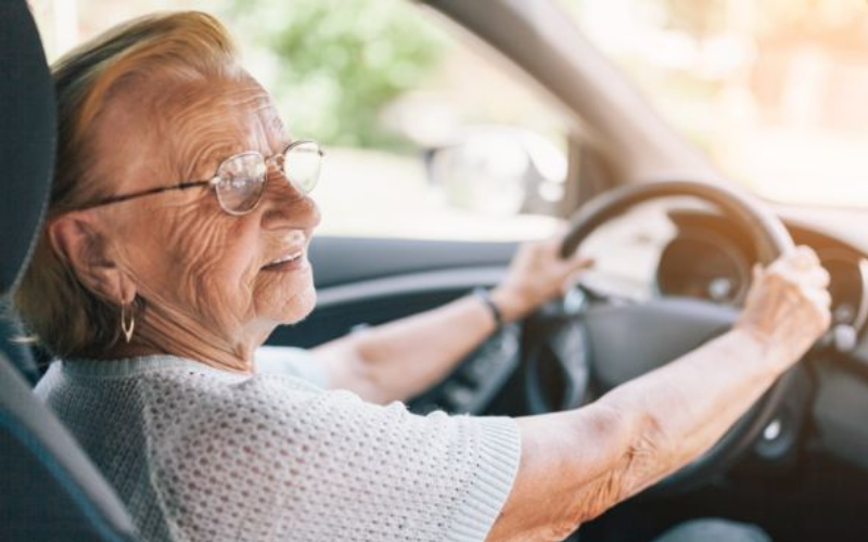 The Government Could Bring In Compulsory Eye Tests For Drivers Over 70