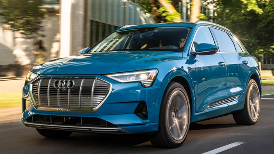 The Audi E-Tron Is Europe's Best Selling Electric SUV In 2020 So Far