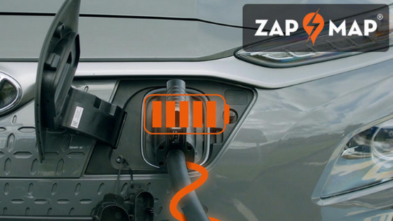 Zap-Map Adds 'Zap-Pay' To Its EV Charging App
