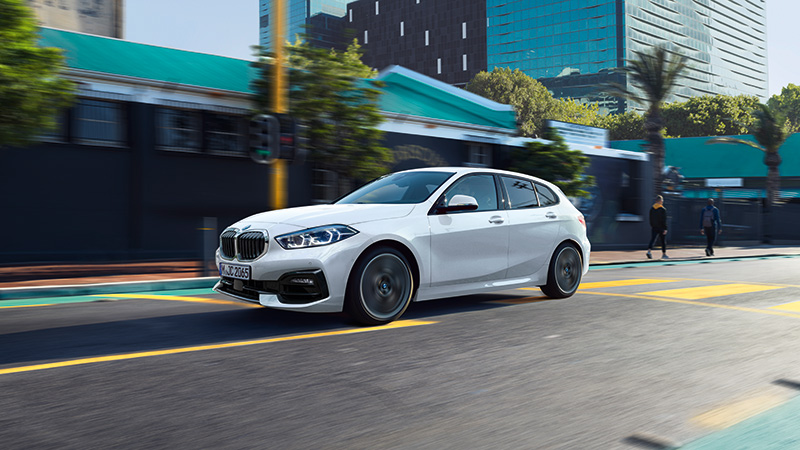 BMW Personal Contract Hire