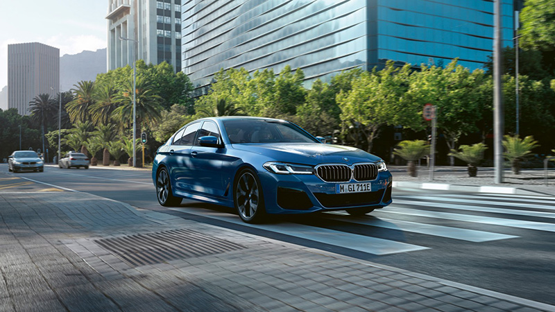 BMW Business Contract Hire