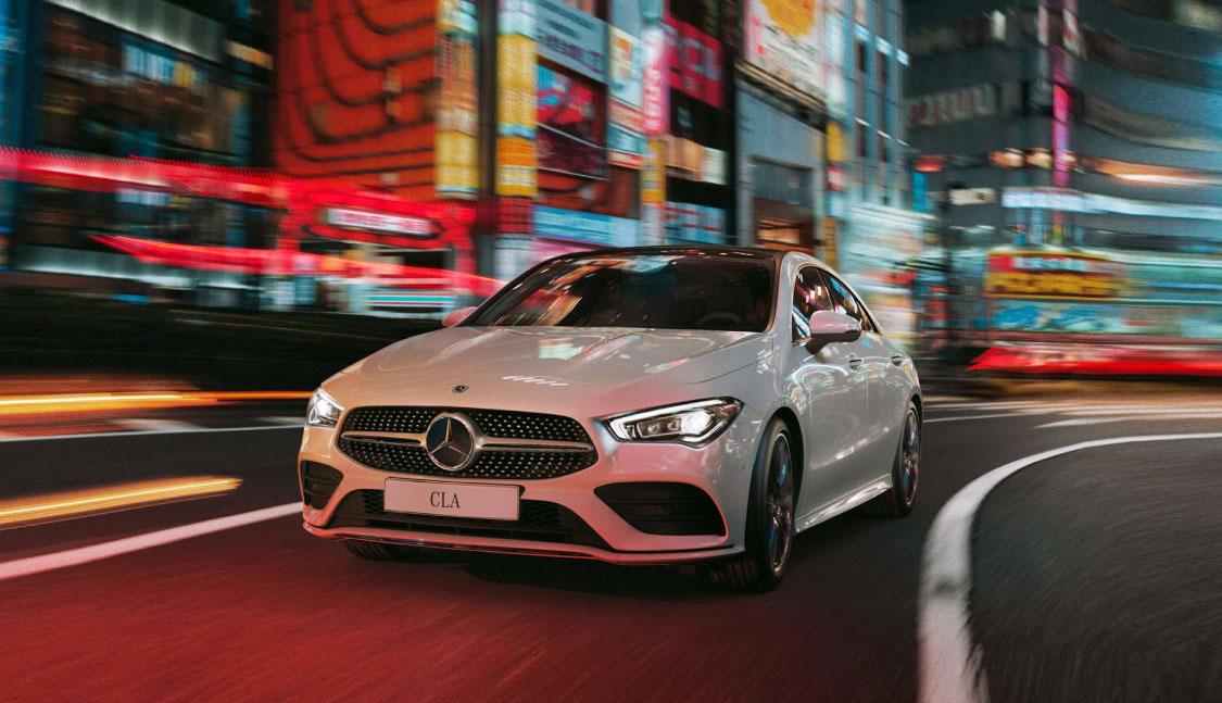 Mercedes-Benz Business Contract Hire