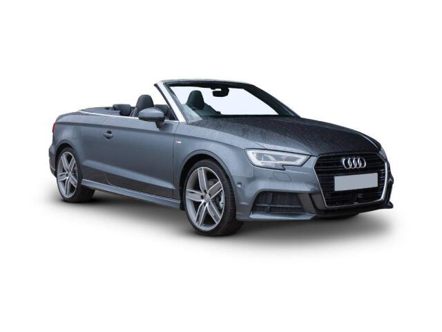 Audi A3 S3 TFSI 300 Quattro 2dr S Tronic Petrol Cabriolet