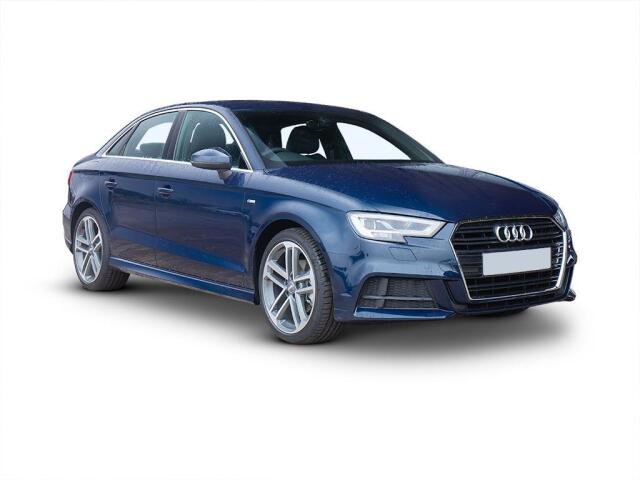 Audi A3 S3 TFSI 300 Quattro 4dr S Tronic [Tech Pack] Petrol Saloon