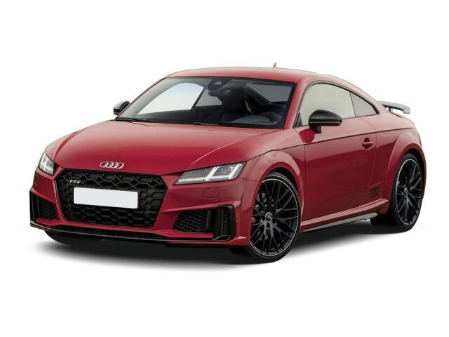 Audi TT 40 TFSI Black Edition 2dr S Tronic [Tech Pack] Petrol Coupe