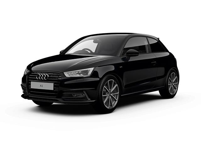 New Audi A1 1 4 Tfsi 125 Black Edition Nav 3dr Petrol
