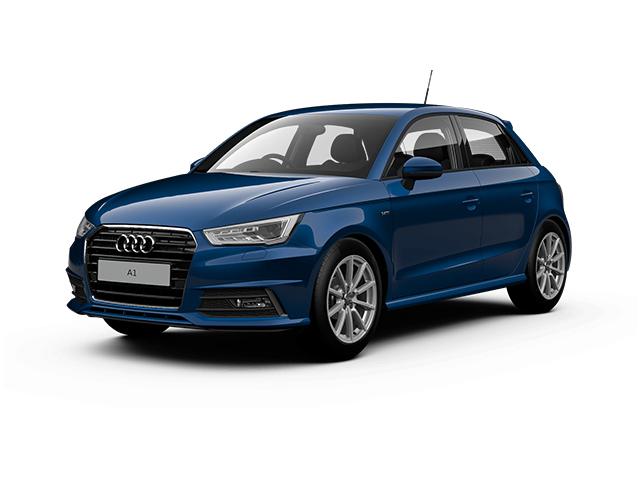 New Audi A1 1 4 Tfsi S Line Nav 5dr Petrol Hatchback For