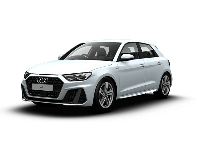 Audi A1 40 TFSI S Line Competition 5dr S Tronic Petrol Hatchback