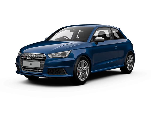 New Audi A1 S1 Tfsi Quattro Nav 3dr Petrol Hatchback For