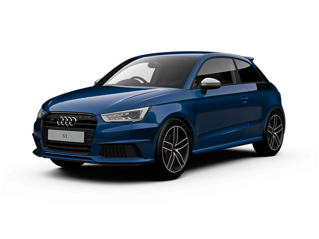 New Audi A1 S1 Tfsi Quattro Competition Nav 3dr Petrol Hatchback For Sale Hereford Audi