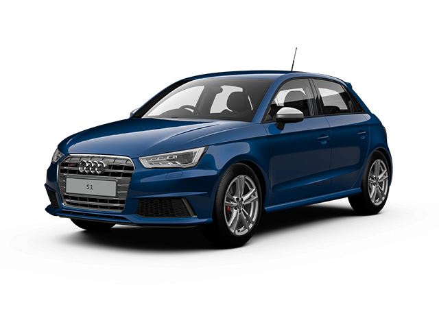 New Audi A1 S1 Tfsi Quattro Nav 5dr Petrol Hatchback For
