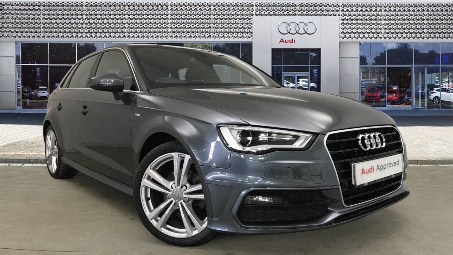 used audi a3 1 4 tfsi 150 s line 5dr petrol hatchback for sale hereford audi. Black Bedroom Furniture Sets. Home Design Ideas
