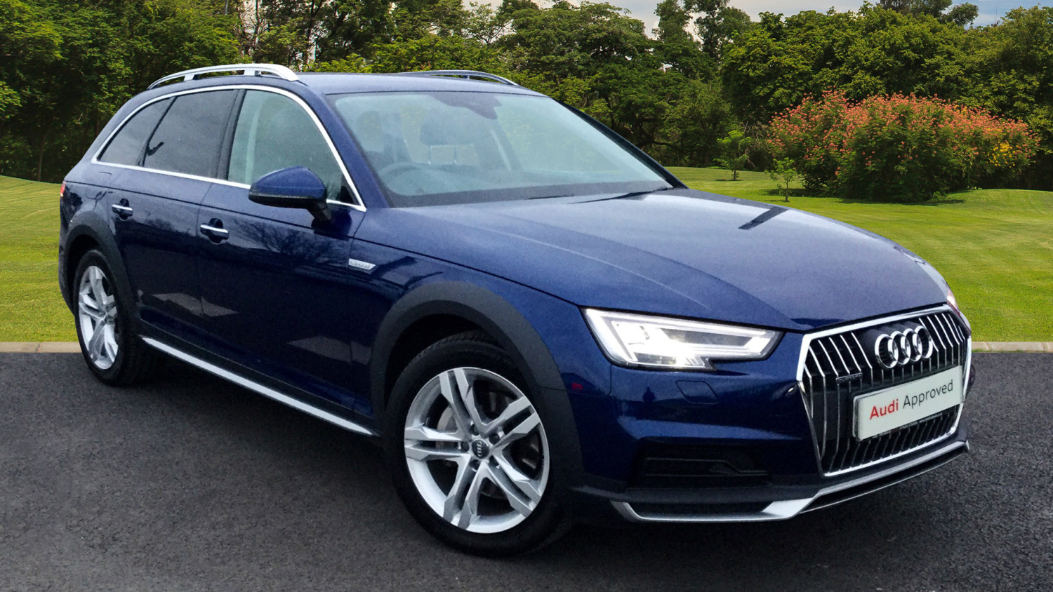 Used Audi A4 Allroad 2.0 Tdi Quattro Sport 5Dr S Tronic Diesel Estate for Sale | Hereford Audi