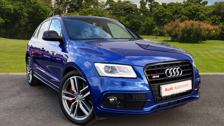 Audi Q5 SQ5 Plus Quattro Special Edition 5dr Tip Auto Diesel Estate