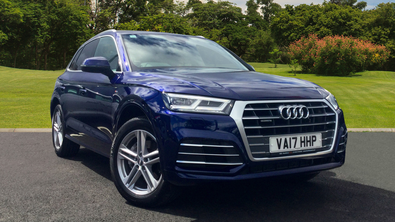 used audi q5 2 0 tdi quattro s line 5dr s tronic diesel estate for sale hereford audi. Black Bedroom Furniture Sets. Home Design Ideas
