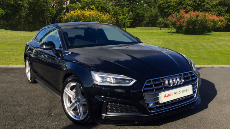 Audi A5 2.0 TDI Ultra S Line 2dr S Tronic Diesel Coupe