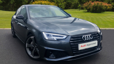 Audi A4 40 TDI Black Edition 4dr S Tronic [Tech Pack] Diesel Saloon