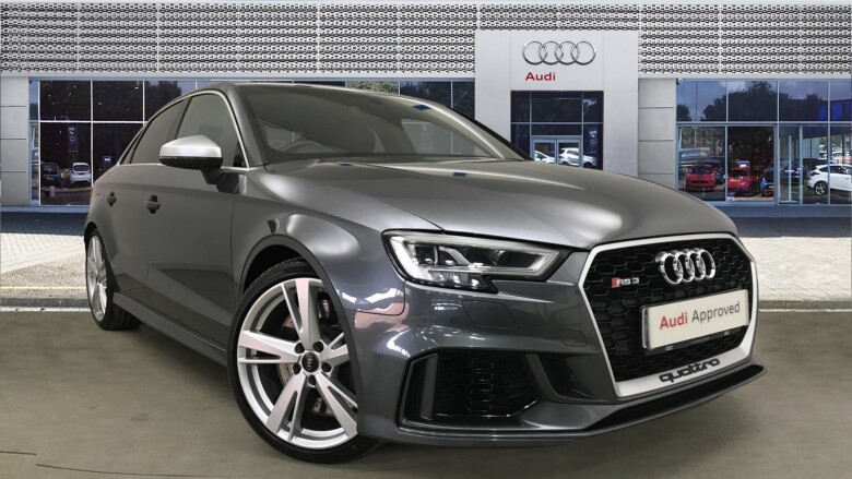 Audi Rs3 2.5 TFSI RS 3 Quattro 4dr S Tronic Petrol Saloon