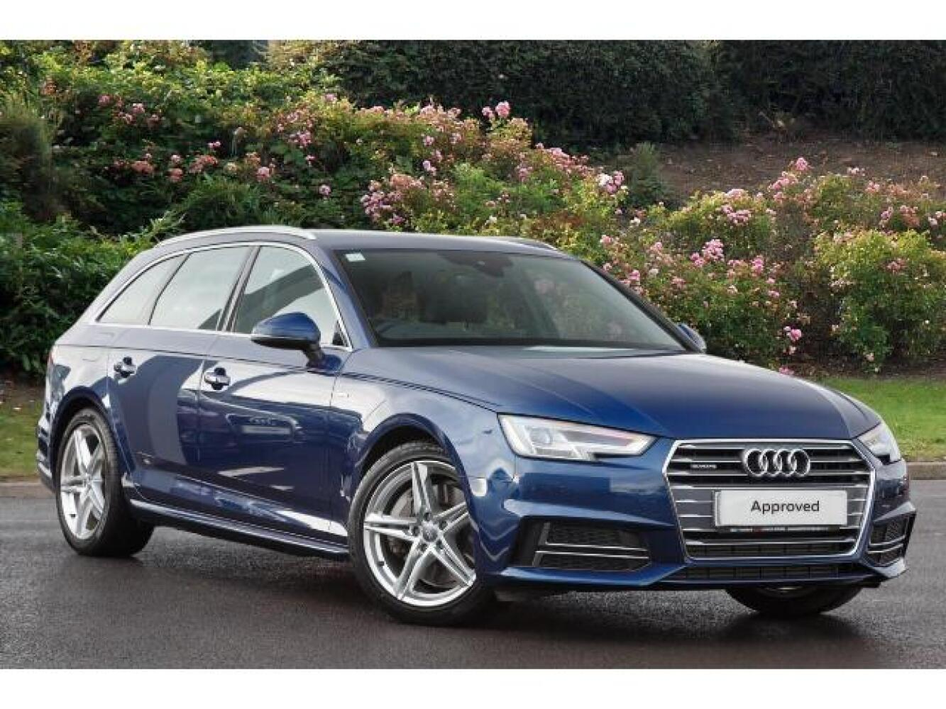 used audi a4 3 0 tdi 272 quattro s line 5dr tip tronic diesel estate for sale hereford audi. Black Bedroom Furniture Sets. Home Design Ideas