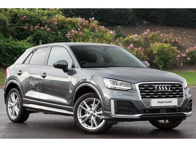 request a callback on a used audi q2 1 4 tfsi s line 5dr s tronic petrol estate hereford audi. Black Bedroom Furniture Sets. Home Design Ideas